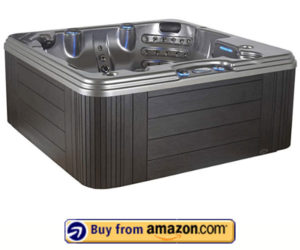 Essential Hot Tubs Solara Limited Edition – Best 4 Person Luxury Hot Tub 2020