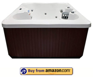 Hudson Bay Spas – Best 4 Person Stainless Steel Hot Tub 2020