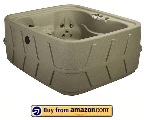 Smart For Life 4 Person Hot Tub – Best 4 Person Mini SPA 2020