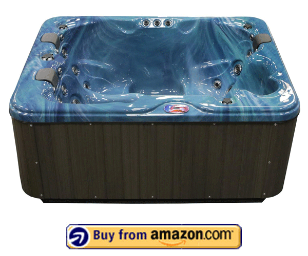 American Spas AM-534LP - Small Hot Tubs 2 to 4 Person