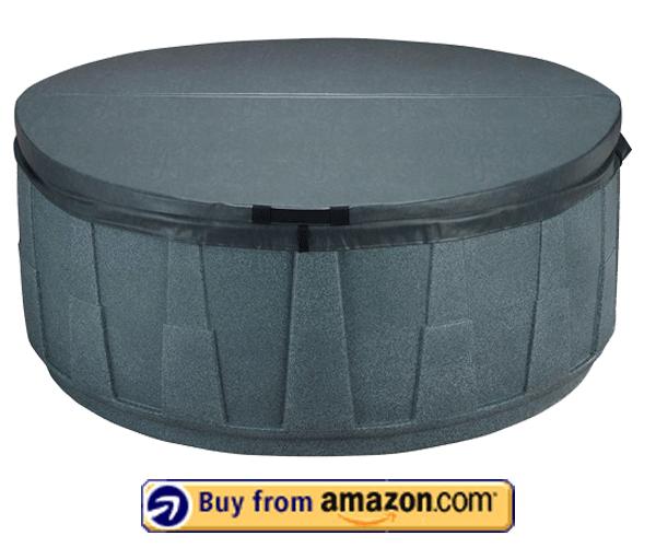 AquaRest Spas AR-200 - Lifesmart Rock Solid Simplicity Plug And Play 4 Person Hot Tub Spa