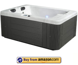 Essential Hot Tubs 24 Jets – Best Hot Tub For Winter