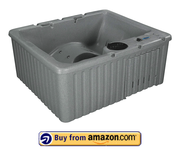 Essential Hot Tubs SS125210300 Newport – 3 Person Hot Tubs Near Me
