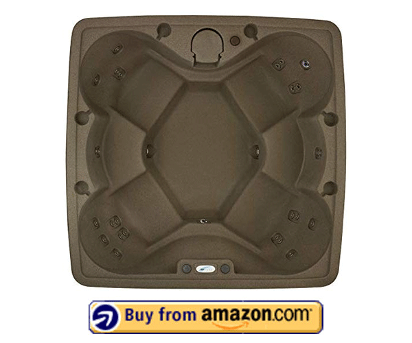LifeSmart Plug and Play Hot Tub and Spa - Best Plug And Play Hot Tubs Reviews