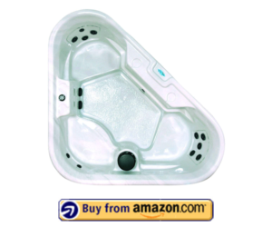 QCA Spas Model 10- Best 3 Person Hot Tubs Reviews