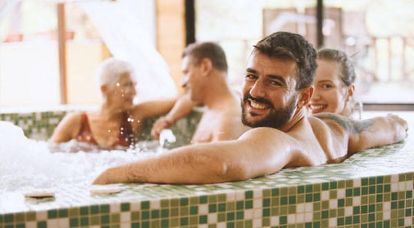Best Hot Tubs for Hydrotherapy