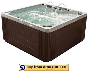 Essential Hot Tubs Adelaide 30- Jet – Best 8 Person Hot Tub For Cold Climates