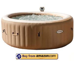 Intex PureSpa Portable Bubble Massage – Hot Tubs For Therapy 2020