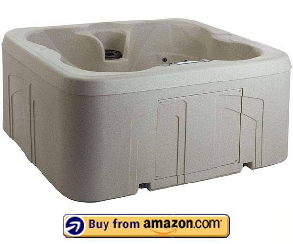 LifeSmart Spas Simplicity - Small Hot Tubs