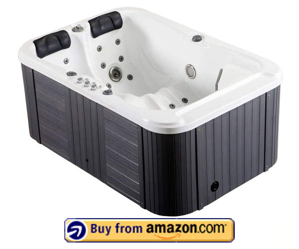 MCP Hot Tub Massage Hydrotherapy Bathtub - Hot Tub Therapy For Back Pain 2020