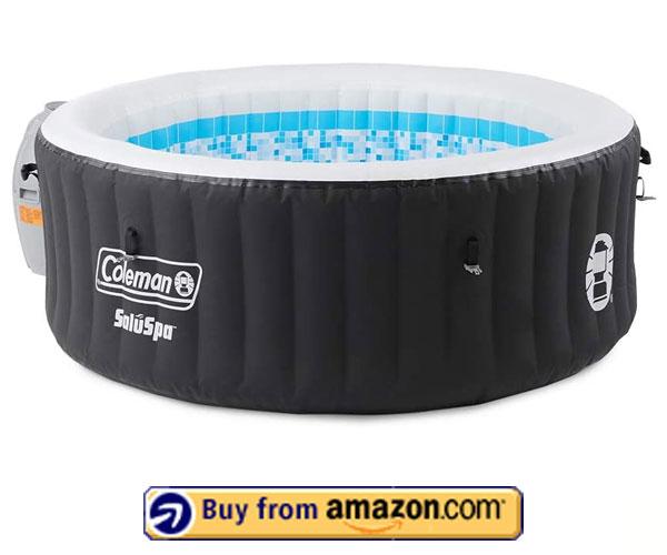 Coleman Portable Spa Inflatable Hot Tub – 4 Season Inflatable Hot Tub 2020