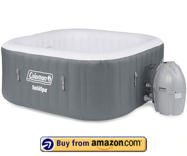Coleman SaluSpa Inflatable Hot Tub – Coleman Inflatable Hot Tub 2020