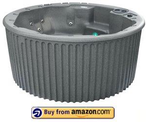Essential Hot Tubs Arbor – 6 Person Round Hot Tub 2020