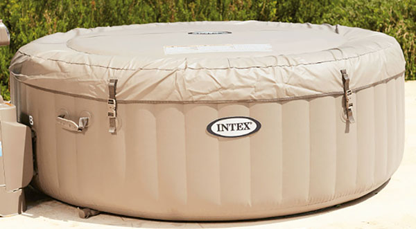 Can A Deck Support An Inflatable Hot Tub?