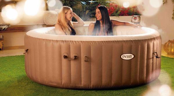 How Much Does a Hot tub Weigh? - Bath Hour