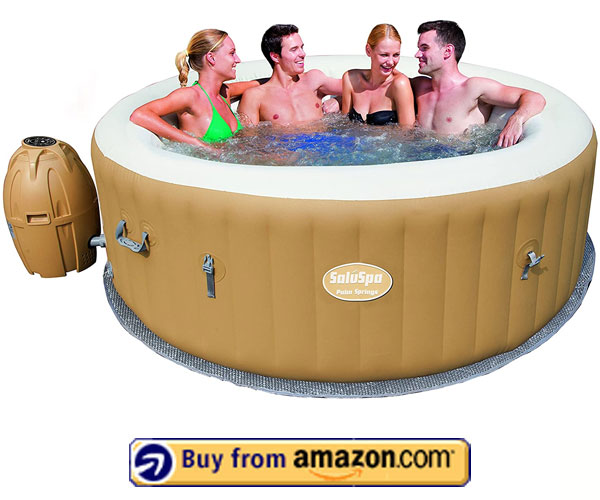 Bestway Palm Springs - 6 Person Inflatable Hot Tub 2020