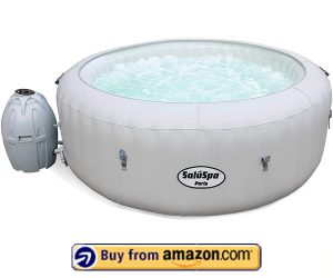 Bestway Paris AirJet Hot Tub – Best Inflatable Hot Tub for Winter 2020