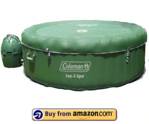 Coleman Lay-Z-Spa - 4 Person Inflatable Hot Tub 2020