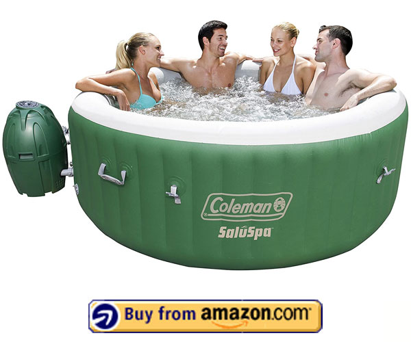 Coleman SaluSpa - Best Inflatable Hot Tubs 2020