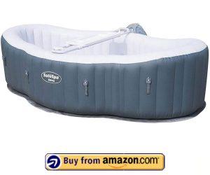 SaluSpa Siena by Bestway – Best Inflatable Hot Tubs 2020
