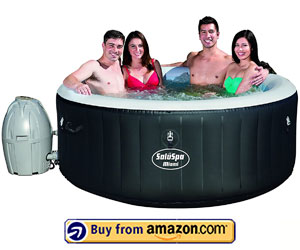 BestwaySaluSpa Miami Inflatable Hot Tub