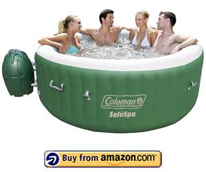 Coleman SaluSpa Inflatable Hot Tub Spa