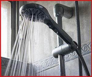 High-Pressure Shower Heads