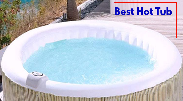 inflatable hot tub maintenance