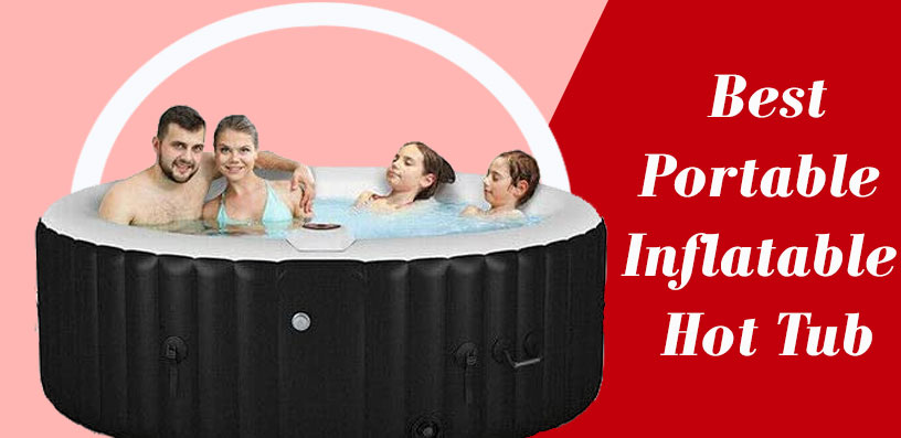 Portable Inflatable Hot Tub 2020