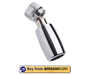 High Sierra's Metal Low Flow Showerhead – Best Low Flow Shower Head 2020 – Amazon's Choice