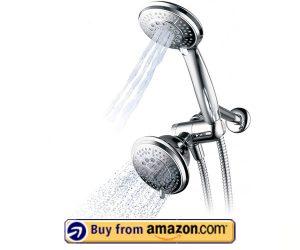 Hydroluxe 1433 Handheld Showerhead – Best High Pressure Handheld Shower Head 2020