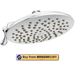 Moen S6320 Velocity Two-Function Rainshower – Best Water Saving Shower Head 2020