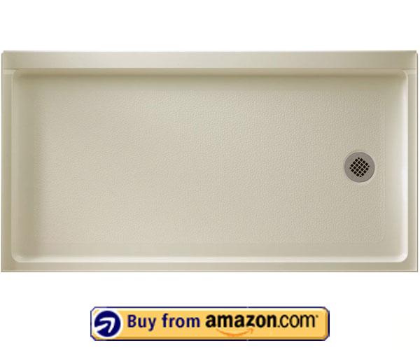 Swanstone Veritek Right – Best Molded Stone Shower Base 2020