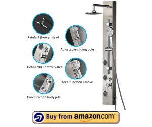 Vantory Shower Panel System – Best Shower Wall Panel System 2020