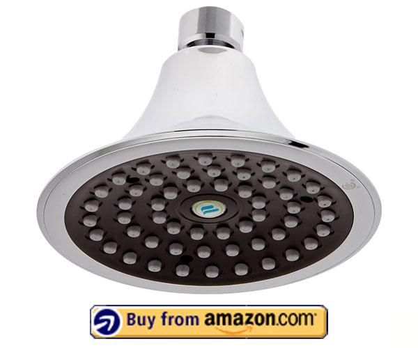 Niagara Fixed-Mount Showerhead - Best 1.5 GPM Shower Head 2020 - Amazon's Choice